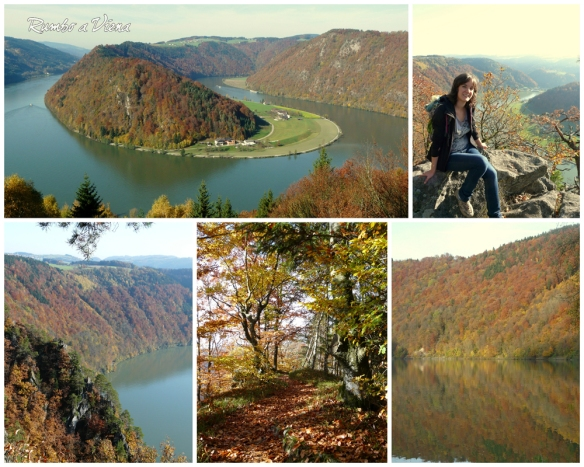 Paseando por el Danubio en Octubre